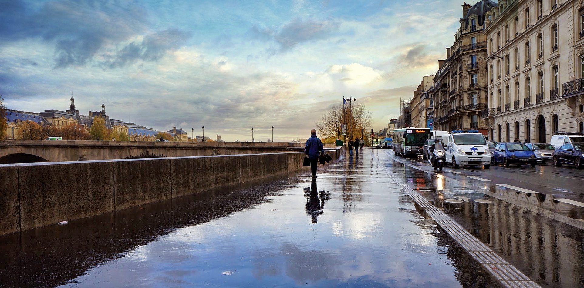 Weather Gallery - Sky and Puddle