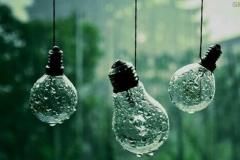 Weather Gallery - Rain Bulbs